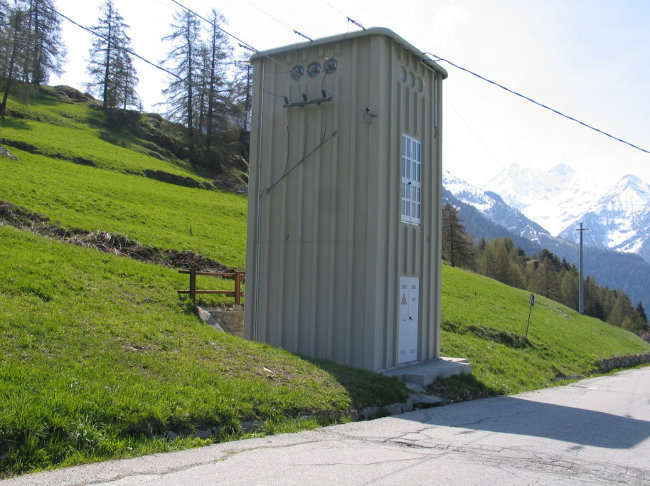 Rsa2011 ter nir a02 monitoraggio delle cabine secondarie for 2 piani piano cabina storia
