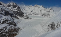 Aletsch Glacier home