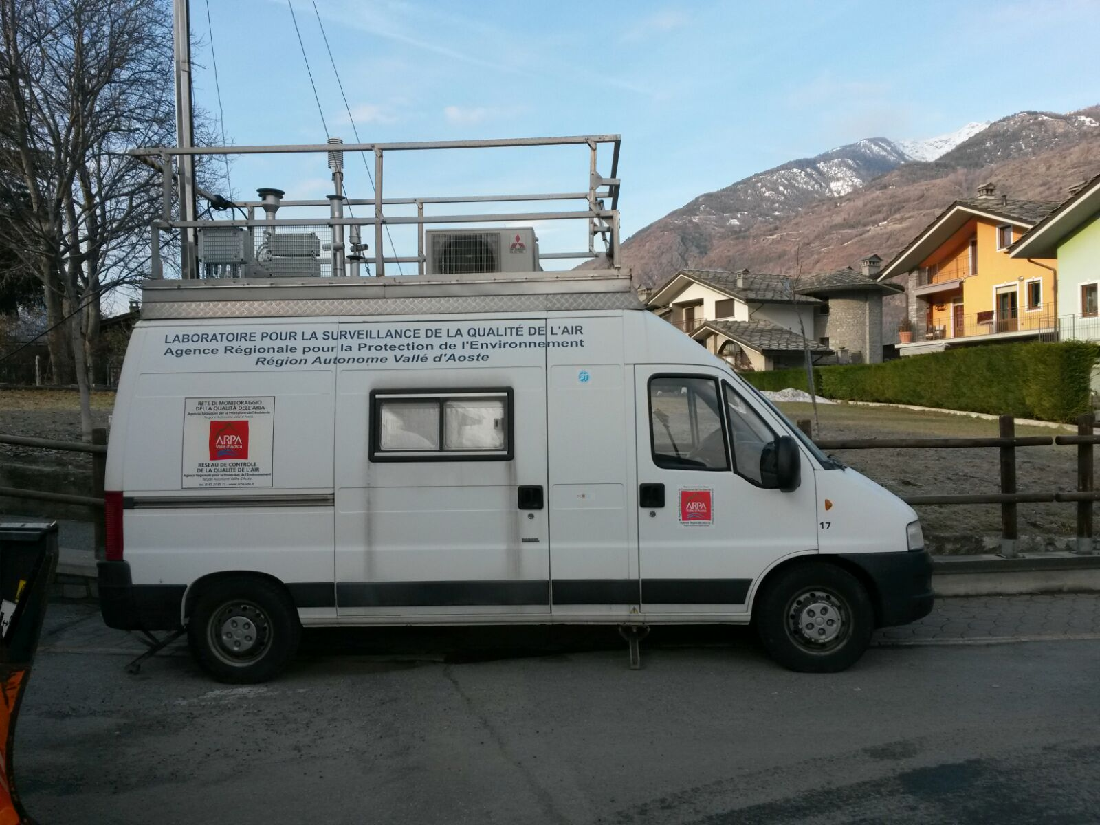 lab mobile gressan